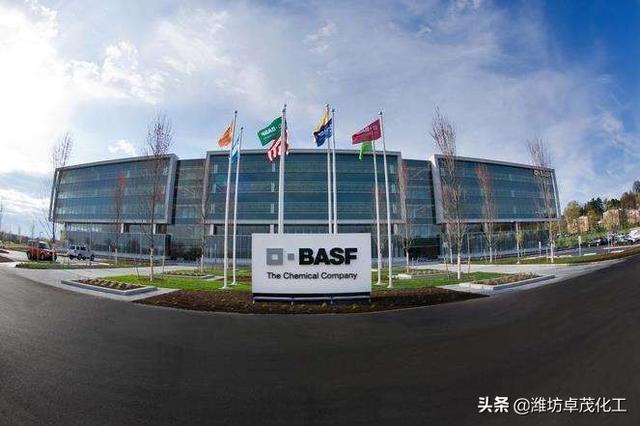 全球化工企业排行榜,全球最大的50家化工企业